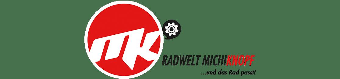 Radwelt MichiKnopf Logo