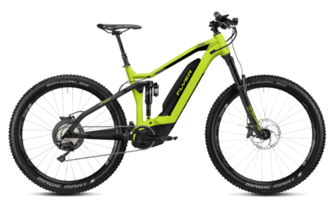 Flyer E-Mountainbike Fully
