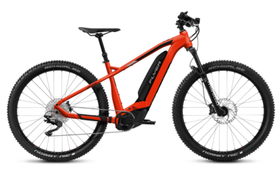 Flyer E-Mountainbike Hardtail