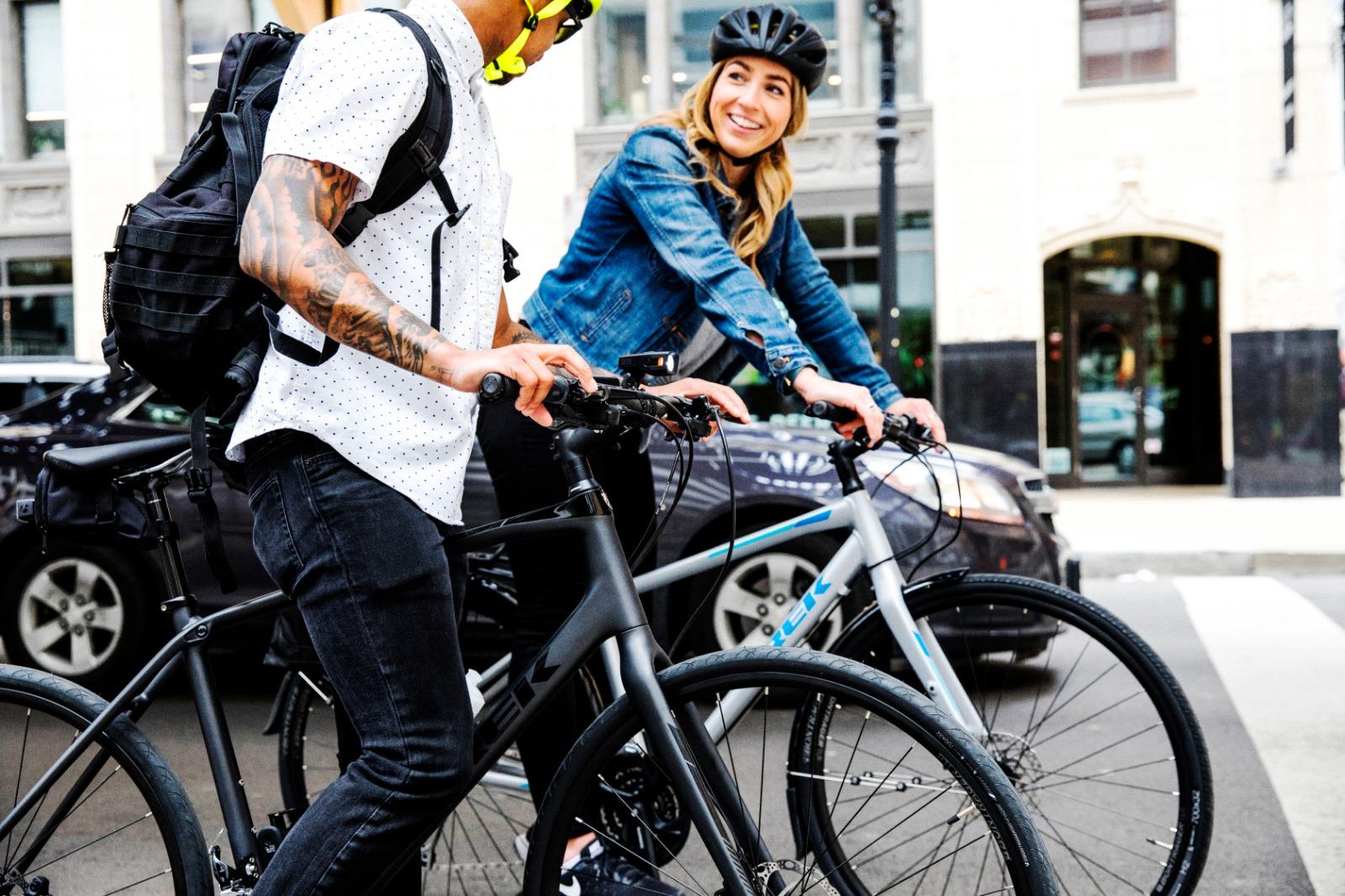 5 Gründe einen Radfahrer zu daten