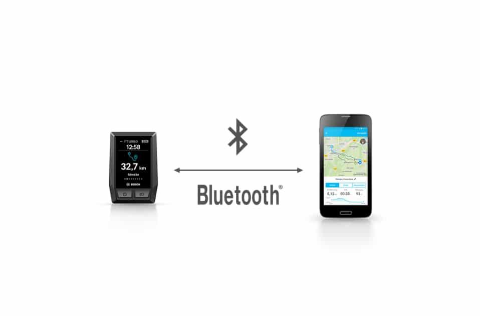 Bosch KIOX Display Verbindung