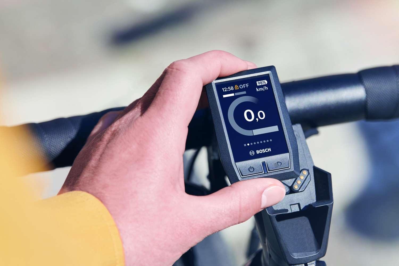 Bosch KIOX Display Lock