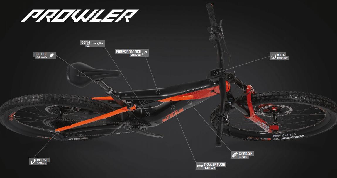 KTM Macina Prowler 2020 Beschreibung