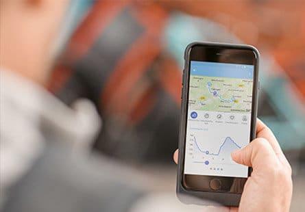 Bosch KIOX Smartphone