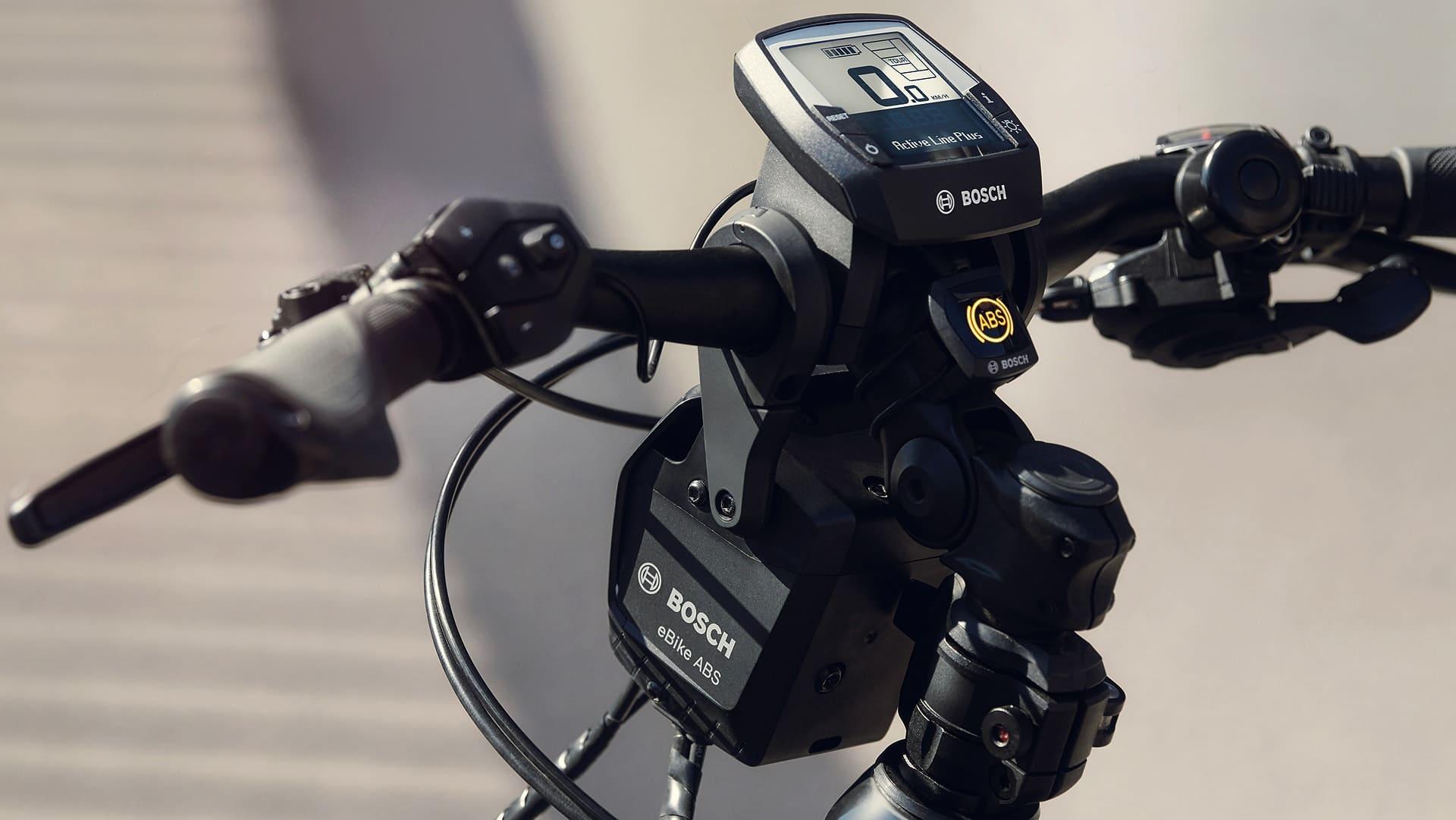 Bosch ABS System für E-Bikes