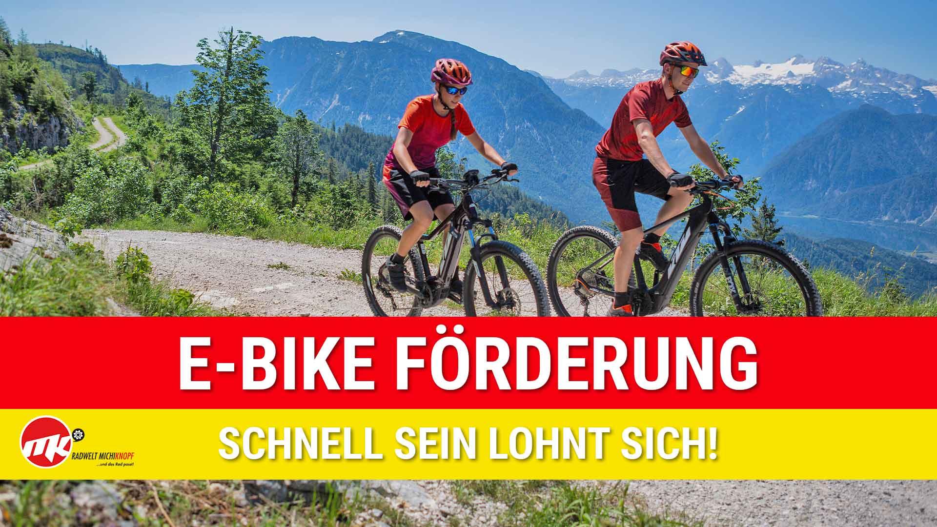 Es gibt wieder die E-Bike Förderung im Burgenland. Bei dieser E-Mobilitätsförderung sind alle Elektrofahrräder betroffen.