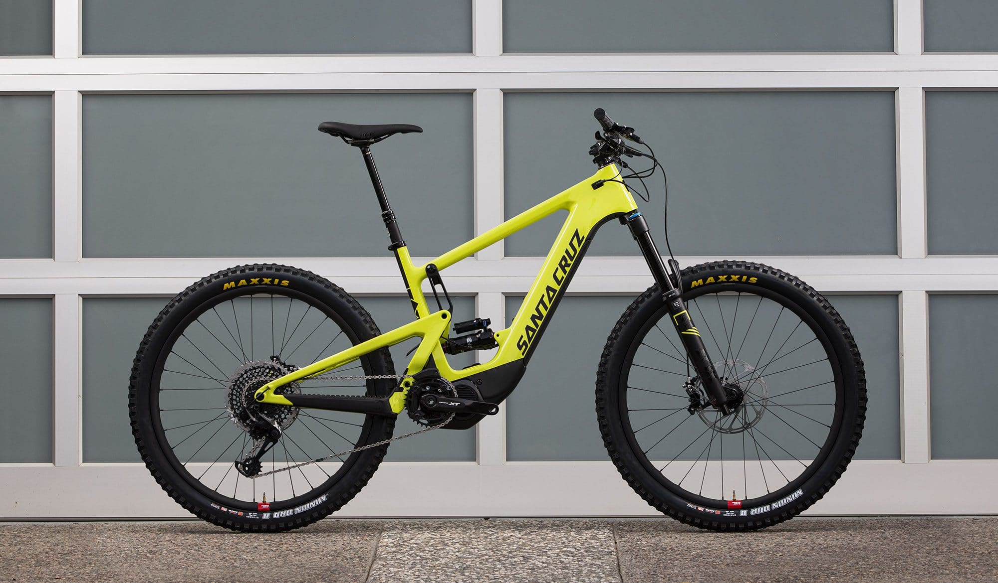 Santa Cruz Heckler Yellow / Gelb